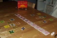 Les colons de catane : le jeu de cartes