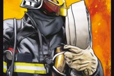 18 - Soldats du feu: card