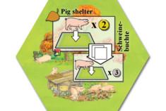 Keyflower : Pig Shelter: