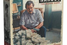 Narcos The Boardgame