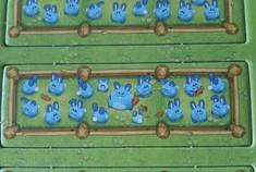 Tuiles wabbits (détail)