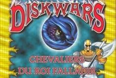 Diskwars - Chevaliers du roi Falladir
