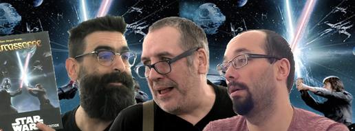 Carcassonne Star Wars édition, de l'explipartie !