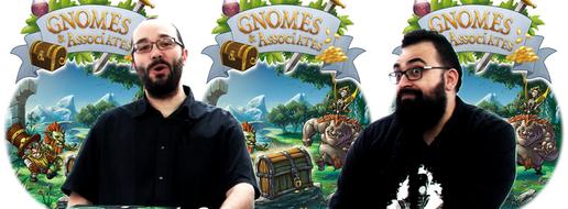 Gnomes et Associés, de le papotache !
