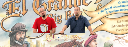El Grande Big Box, le comment ça marche ?