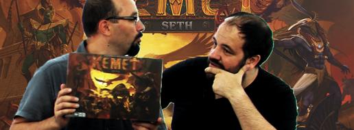 Kemet - Seth, de le papotache !