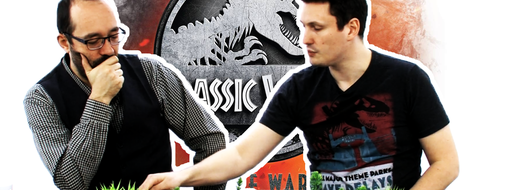 Jurassic World : The Miniature Wargame, de la partie !
