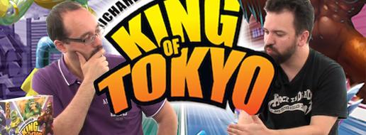 King of Tokyo, nouvelle version, de le papotache !