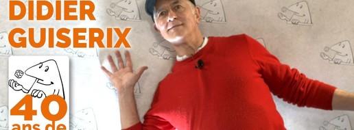 Interview : Didier Guiserix (40 ans de Casus, Partie 1)