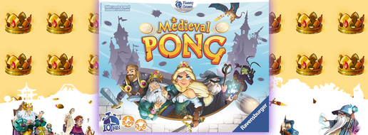 Medieval Pong, de la réujouons !