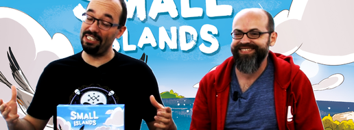 Small Islands, de le papotache !