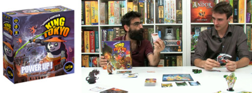 King of Tokyo : Power Up, le comment ça marche