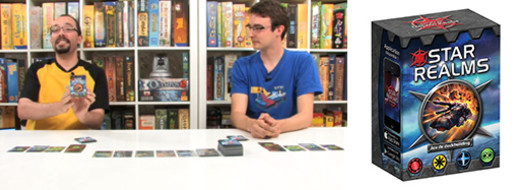 Star Realms, de l'explipartie !