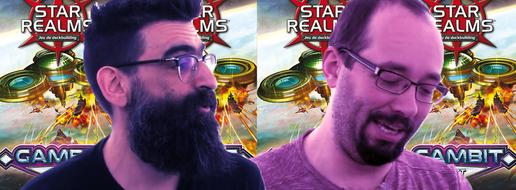 Star Realms Gambit, de la partie !