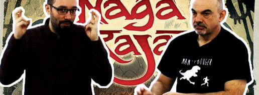 Nagaraja, de la partie !