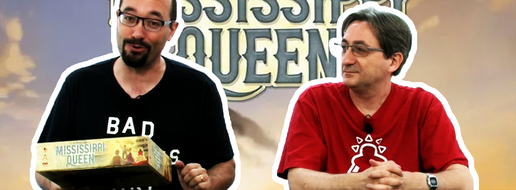 Mississipi Queen, de l'explication !