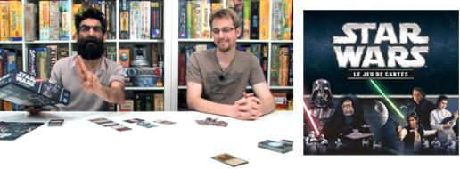 Star Wars le jeu de cartes, de l'explication