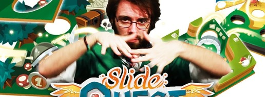 TalkView : Slide Quest