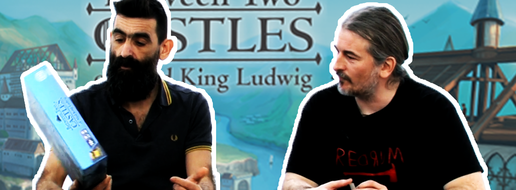 Between Two Castles of Mad King Ludwig, de l'explication !