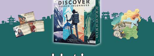 Discover, de la réujouons !