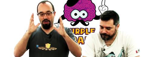 Purple Brain : déplacement de cerveau, de le papotache !