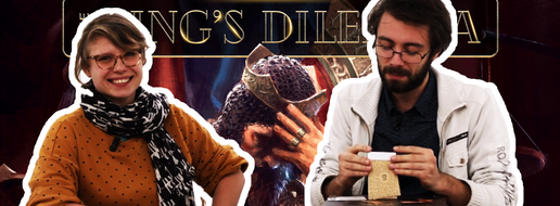 King's Dilemma, de l'explication !