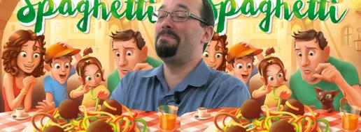 Spaghetti, de l'explipartie !