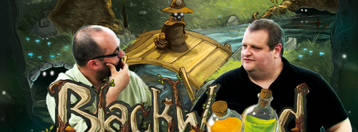 Blackwood, de le papotache !