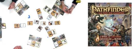 Pathfinder Jeu de cartes, de la partie