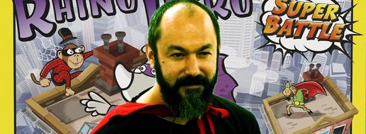 Rhino Hero Super Battle, de l'explipartie !