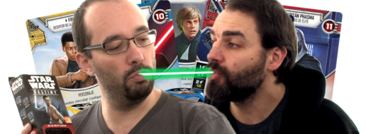 Star Wars Destiny, de l'explipartie !