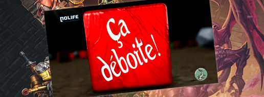 """101% ça déboite"" - Clank !"