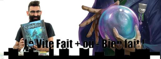 VITE FAIT, + OU - BIEN FAIT : Mysterium