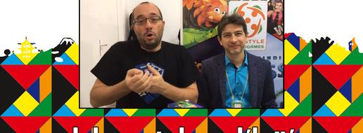 Essen Spiele 2018, de le papotache avec Lifestyle Boardgames