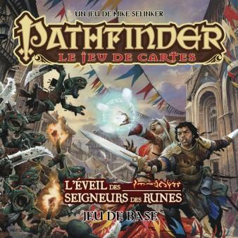 Pathfinder Jeu de cartes : L'Eveil des Seigneurs des runes - Jeu de base