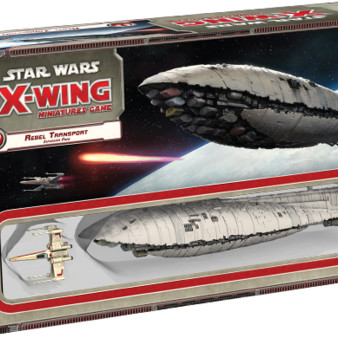 X-wing - miniatures game : Transport Rebelle