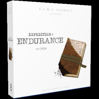 T.I.M.E Stories - Expédition : Endurance