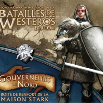 Batailles de Westeros : Gouverneurs du Nord