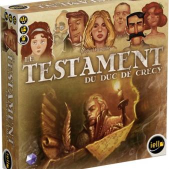 Le testament du duc de Crécy