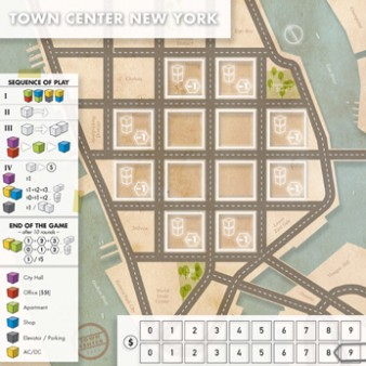 Town Center New York