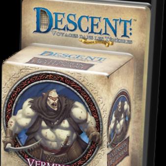 Descent : Voyages dans les Ténèbres - Pack Lieutenant Verminos