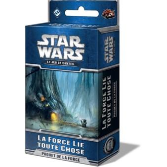 Star Wars - le jeu de cartes : La Force lie toute chose