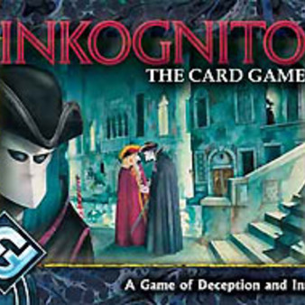 Inkognito Card Game