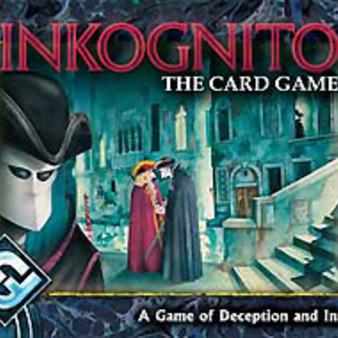 Inkognito Card Game