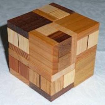 Handed Halfcubes