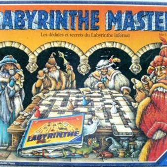 Labyrinthe Master - Les Dédales et Secrets du Labyrinthe Infernal