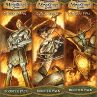 Dungeons & Dragons Miniatures : Blood War