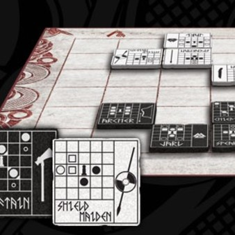 Jarl: The Vikings Tile Laying Game