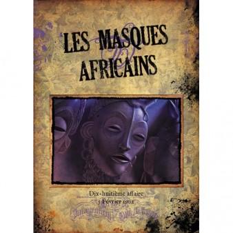 Sherlock Holmes - Détective Conseil : les masques africains