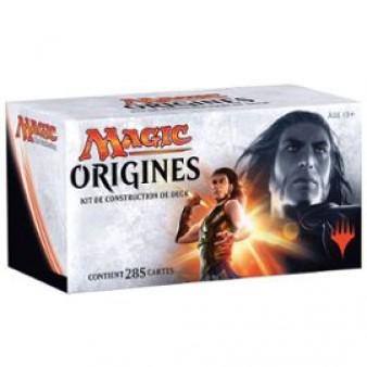 """Magic """"The Gathering"""" ; Origines : Kit de construction de deck"""